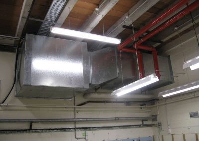 extracting-system-sheet-metal